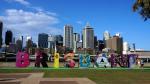 ein Nachmittag in Brisbane