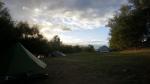 unser kleiner Zeltplatz