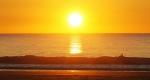 Sonnenaufgang an einem Strand im Booti-Booti-Nationalpark. Hab mir gleich nach dem Aufstehen meinen Kaffeepot geschnappt und mich an den Strand gesetzt....
