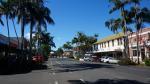Hauptstraße in Ocean Shore