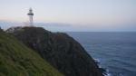 Leuchtturm am östlichsten Punkt Australiens....