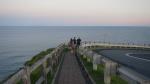...und der Fußweg Richtung Byron Bay