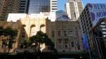 ein Gebäudemix aus Alt und Neu