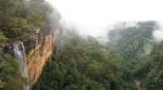 Wasserfall in einem Nationalpark