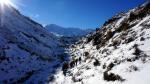 Hier gehts das Mangatepopo-Tal entlang...