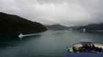 Einfahrt in den Hafen von Picton