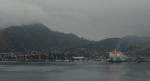 Picton im Regen