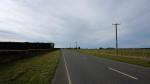 Farmland auf dem Weg nach Christchurch.